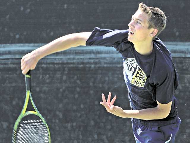 CIF tennis: Doubles trouble fuels exit
