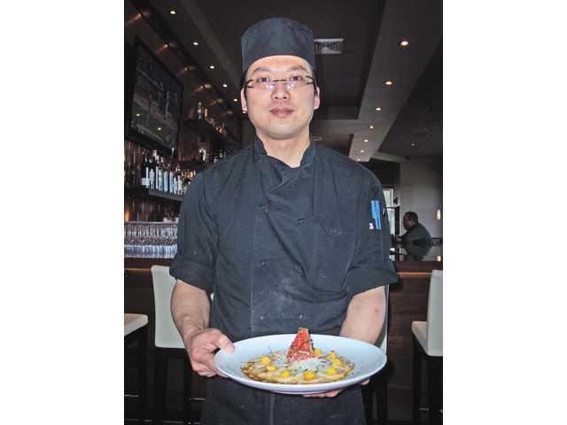 Sake's Master Sushi Chef Richard Tjandra previously was head chef at Morimoto's in Philadelphia.