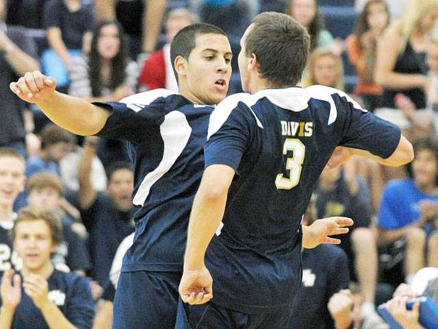 CIF boys volleyball: Pressure points