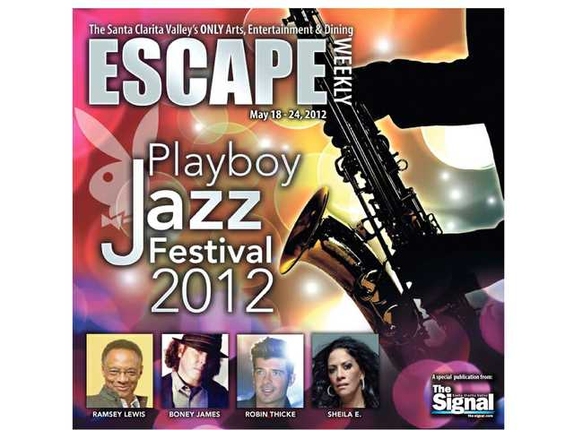 Ramsey Lewis, Boney James, Sheila E. and Robin Thicke will headline at the Playboy Jazz Festival.