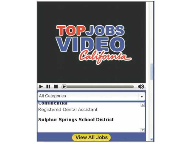 Signal offers video job ads