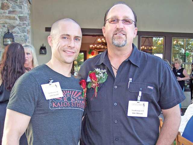 John Devitt and Kirk Stinson.