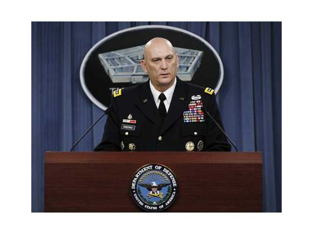 Army Chief of Staff Gen. Raymond Odierno speaks at the Pentagon. Uncle Sam may still want you. But you? Maybe not so much. In sharp contrast to the peak years of the Iraq and Afghanistan wars, the Army last year took in no recruits with misconduct convictions or drug and alcohol issues, according to documents.