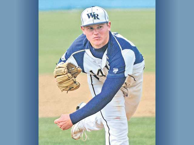 West Ranch's J.C. Cloney
