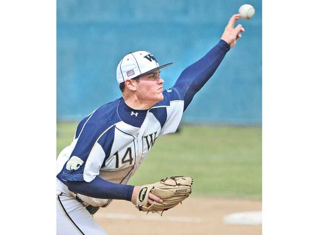 Prep baseball: West Ranch's J.C. Cloney named Foothill League MVP