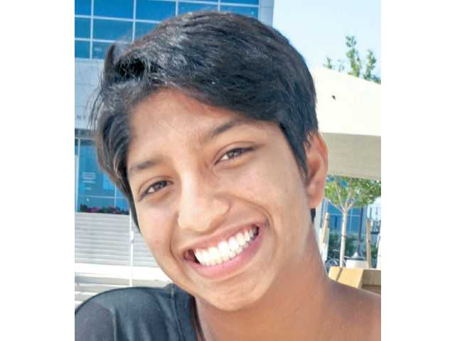 As a graduating senior, Suman Kumar's picking up a high school diploma and 57 college credits, along with the maturity and sense of responsibility that comes with being a college student.