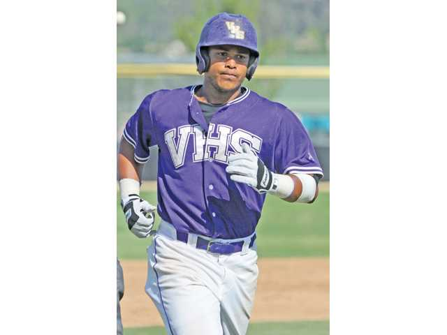 Valencia senior Trey Williams (pictured) was once thought of as a top-10 pick in this year's MLB First-Year Player Draft. Due to circumstances partially beyond his control, Williams is now seen as a third- or fourth-round selection.