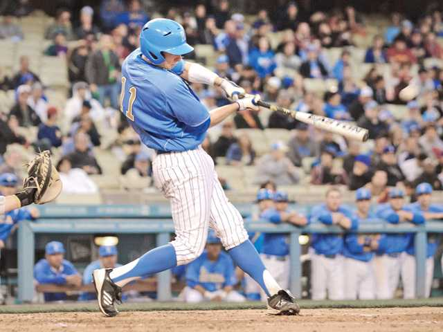 Hart grad and UCLA infielder Trevor Brown went to San Francisco in the 10th round of the MLB First-Year Player Draft.