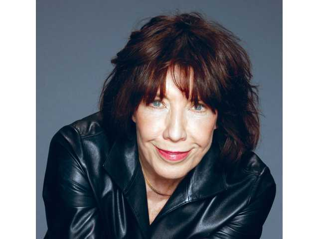 Lily Tomlin will perform at the PAC on June 1, 2013.