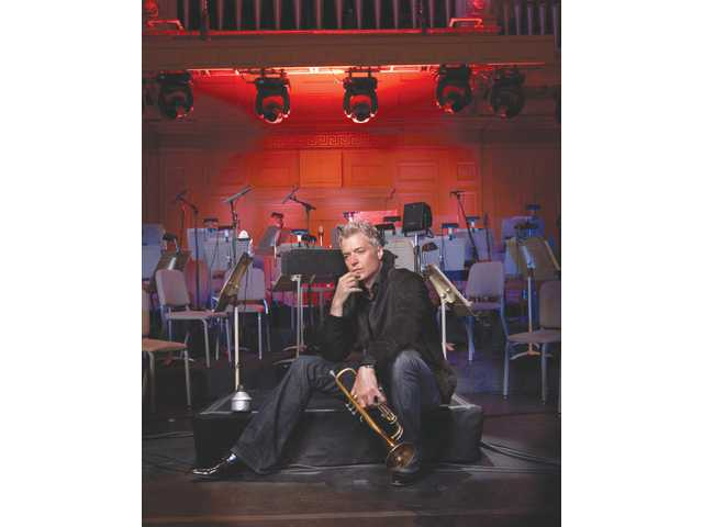 Chris Botti will open the PAC's 2012 - 2013 season on Saturday, Aug. 25, 2012.