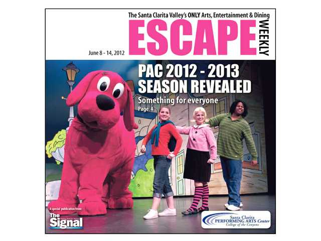 """Clifford the Big Red Dog"" will play at the PAC on Nov. 3, 2012."