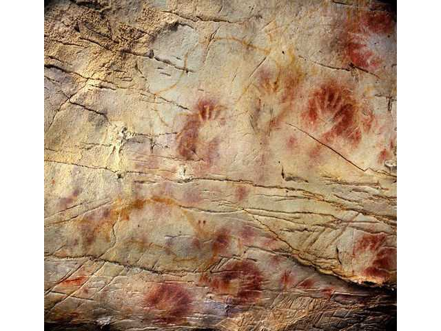 Spanish cave paintings shown as oldest in world