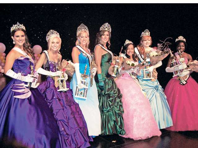 2012 Miss SCV royalty crowned
