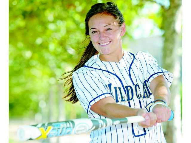 West Ranch junior Kylie Sorenson batted .505 and led West Ranch with 33 RBIs and eight home runs this season.