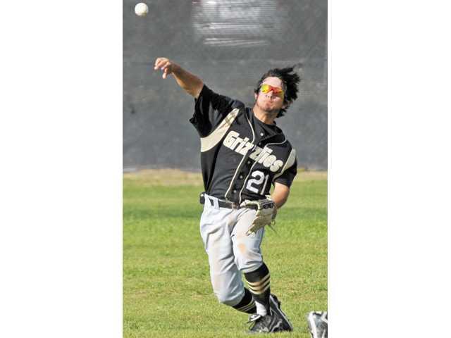 Golden Valley junior baseball player Billy Fredrick.