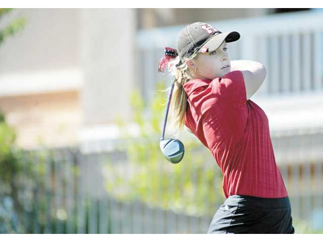 Hart golfer and The Signal's All-Santa Clarita Valley Girls Golfer of the Year.