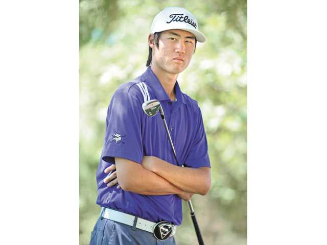 Valencia golfer Jonathan Chang was named The Signal's All-Santa Clarita Valley Boys Golfer of the Year.