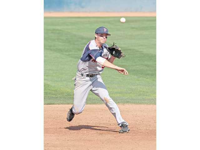 Saugus graduate Zach Vincej made only four errors at shortstop for Pepperdine in 2012 and batted .339.