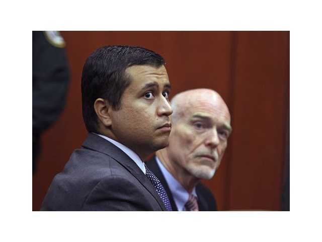 Zimmerman bail set at $1M in Trayvon Martin case