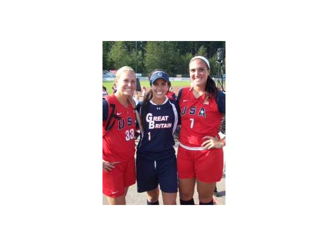 Trio of former Foothill softballers join national teams at Canadian Open