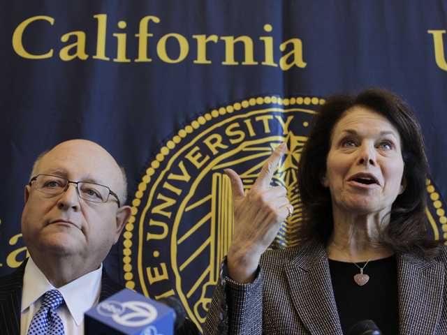 UC board endorses tax initiative, freezes tuition