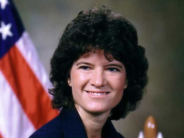 Sally Ride, first U.S. woman in space, dies at 61