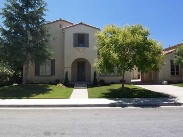 SCV June home sales jumped almost 30 percent over sales in May. Featured above is a Stevenson Ranch home listed for sale by RE/MAX of Santa Clarita.