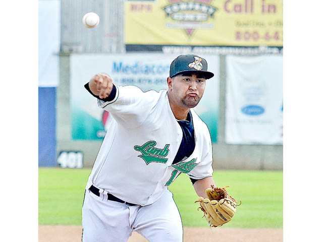 Josh Corrales, a Valencia High graduate and Single-A Clinton City LumberKings pitcher has quickly worked his way through the Seattle Mariners' minor league system.