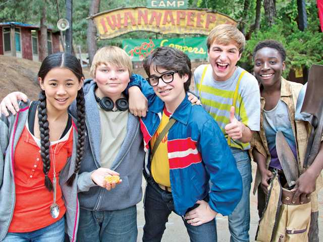 "Members of the cast of Nickelodeon channel's ""Fred 3: Camp Fred"" include Spoon (Leah Lewis), Chatter (Matthew Scott Miller), Magoo (Joey Bragg), Fred (Lucas Cruikshank)  and Dig (Adrian Kali Turner). Miller is a resident of Castaic."
