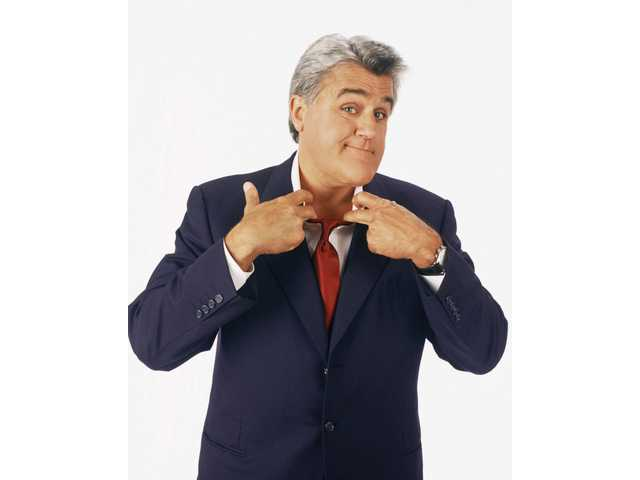 Jay Leno performs at the PAC on Tuesday, Aug. 7.