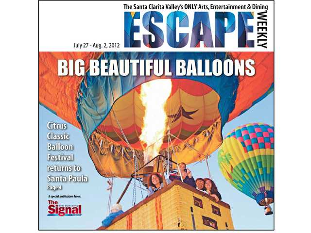 The Citrus Classic Balloon Festival begins today.