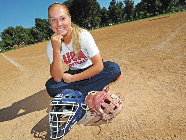 Shults was a member of the National Women's Fastpitch team this summer, winning the World Cup of Softball and finishing second at the Women's World Fastpitch Championships to Japan.