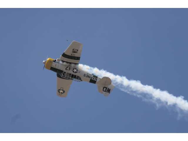 The Wings Over Camarillo air show will feature aerobatic routines by more than 80 aircraft.