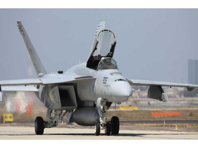 Modern fighter planes will be flying and on display on the ground during the Wings Over Camarillo air show this Saturday and Sunday.
