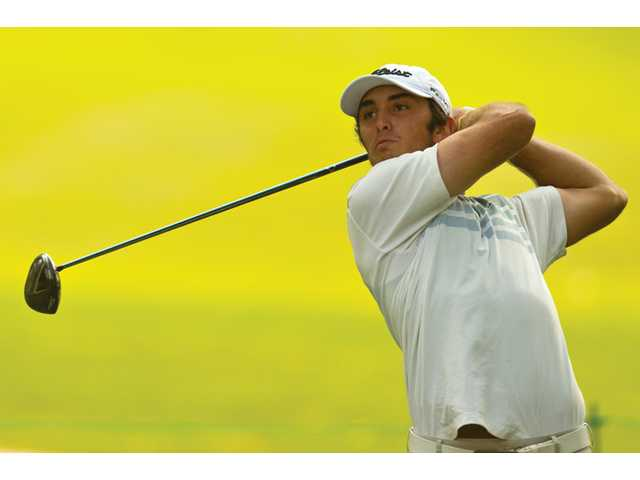 Golf: Homa's run ends on day 4