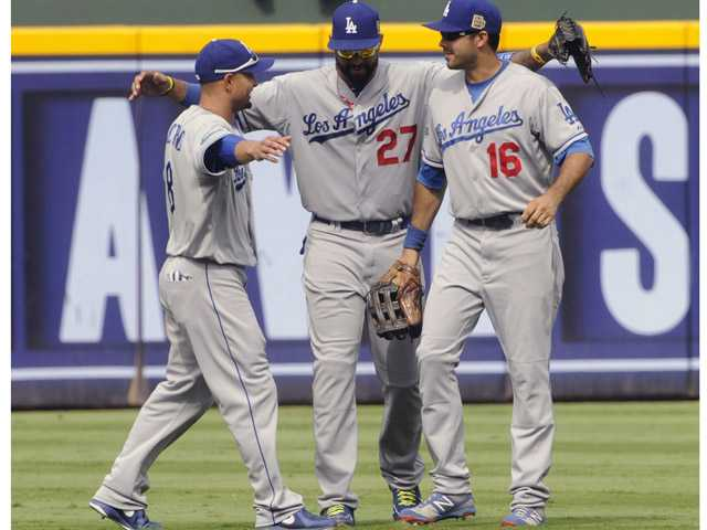 MLB: Billingsley wins again as Dodgers beat Braves