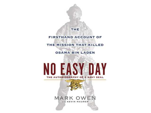 Book on bin Laden raid coming out Sept. 11
