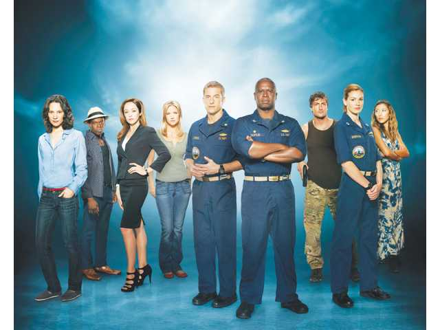 "The cast of ABC's ""The Last Resort"" — a submarine thriller. The show debuts 8 p.m. on Sept. 27."