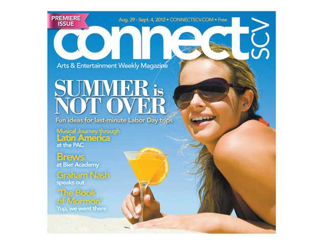 Connect SCV: The Signal's bigger, bolder and better entertainment magazine. The hottest local theater, clubs, music, sports, family activities as well as interesting things to do in the region around us. Get connected!