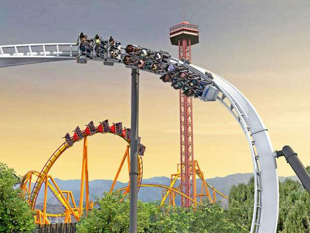 World's tallest and fastest looping coaster planned for Magic Mountain next year