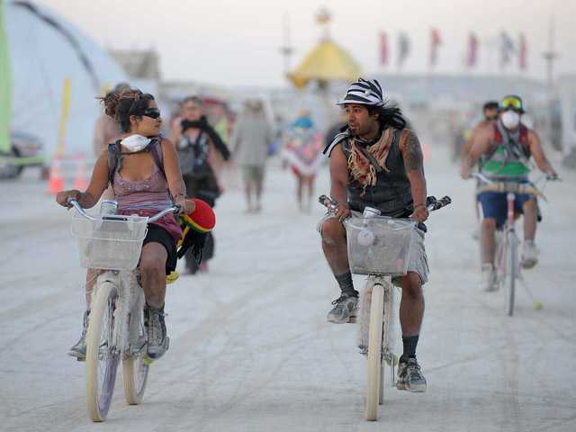Strange court case for Burning Man drug suspects