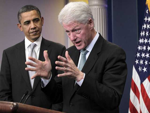 Clinton: Obama showing way to more modern economy