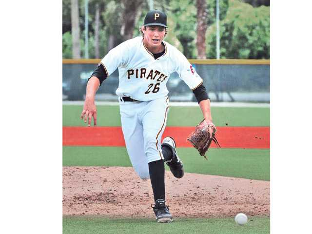 Hart graduate Tyler Glasnow spent time this season with the Gulf Coast League Pirates and the State College Spikes, both minor league affiliates of Pittsburgh.