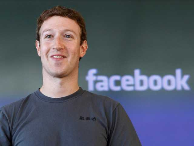 In this Jan. 3, 2011photo, Facebook CEO Mark Zuckerberg speaks at a technology conference in San Francisco. Investors would like to know what the CEO is going to do about the company's stock slide.