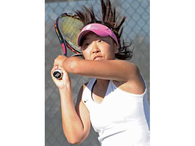 Golden Valley senior Rebecca Ho is Golden Valley's top returning player.