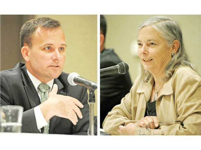 UPDATE: Pavley, Zink face off in Valley debate