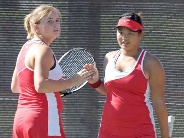 Foothill tennis: Something had to give