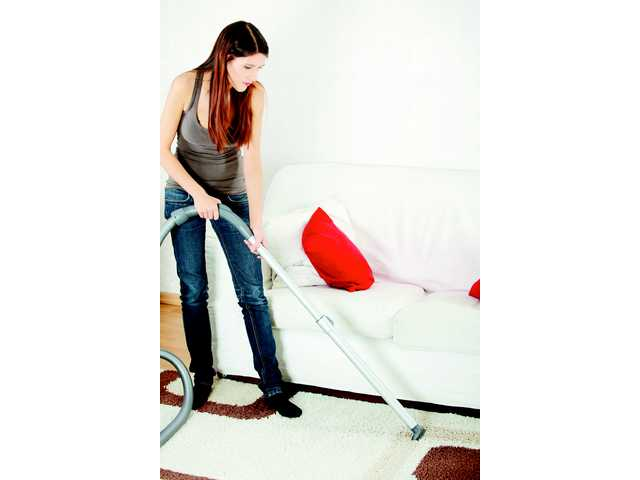 Dust breaks down carpet fibers, causing them to wear out faster.