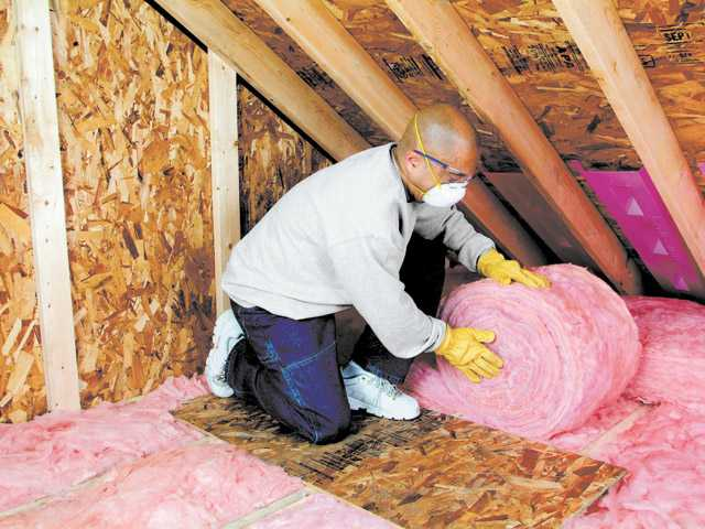 A properly insulated home can save homeowners up to 20 percent on energy costs.