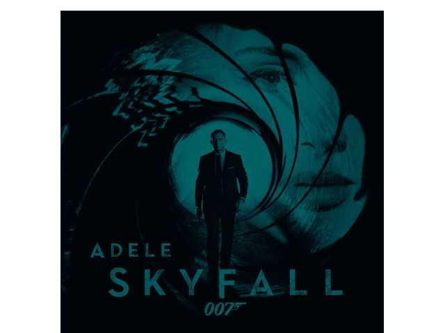 Official Theme Song to Latest James Bond 007 Feature Skyfall(TM), premieres Via Adele.Tv on October 5.